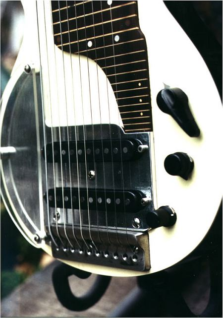 E-Harp with Lollar pickups - The Steel Guitar Forum